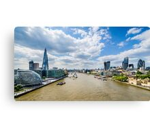 Skyline of London Canvas Print