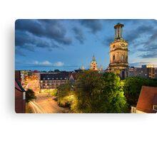 Aegidienkirche, Hannover Canvas Print
