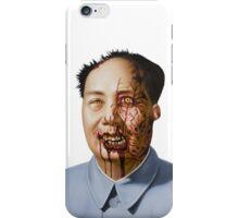 Zombie Mao iPhone Case/Skin