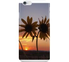 Sunsets n Sunflowers iPhone Case/Skin