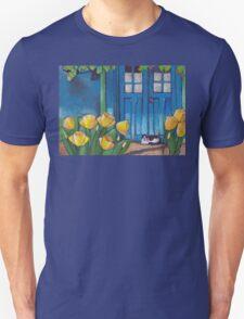 Blue door Unisex T-Shirt