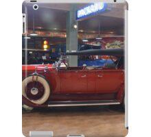 """1929  Packard  Model """"645"""" Dual Cowl Phaeton iPad Case/Skin"""