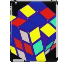 Rubik's Cube Pop Art iPad Case/Skin