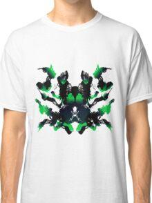Rorschach Green Classic T-Shirt