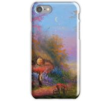 Evening In The Shire iPhone Case/Skin