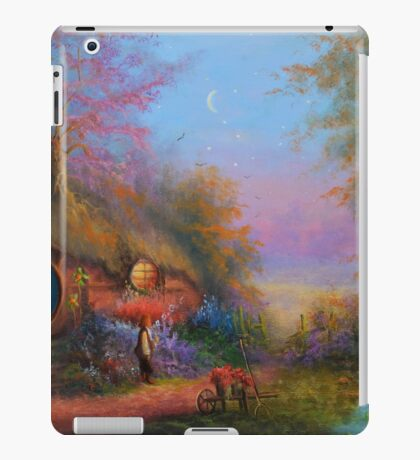 Evening Shire iPad Case/Skin