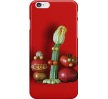 healthy people iPhone Case/Skin