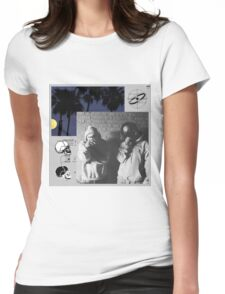$uicideboy$ cover Womens Fitted T-Shirt