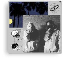 $uicideboy$ cover Canvas Print