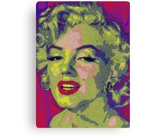 Queen of Pop Art Canvas Print