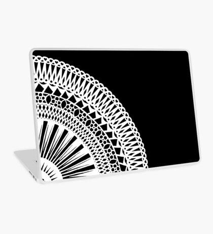Doily Pattern Laptop Skin