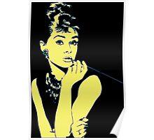 Pop Art Audrey Poster