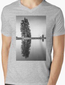 Water Reservoirs Mens V-Neck T-Shirt