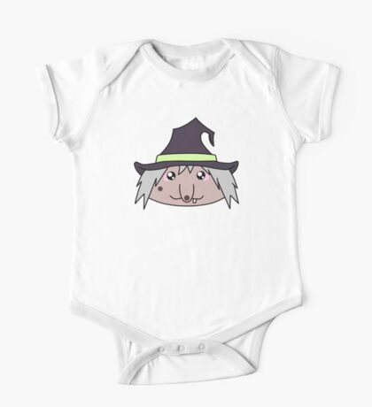 Witch - Halloween collection One Piece - Short Sleeve