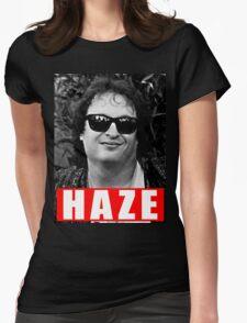 leonard haze Womens Fitted T-Shirt