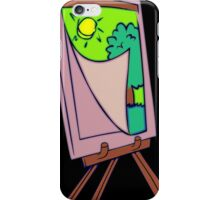 Painting Veil Canvas iPhone Case/Skin