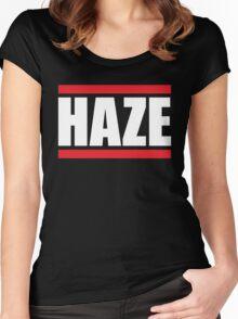 leonard haze Women's Fitted Scoop T-Shirt