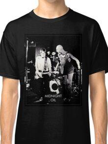 MIDNIGHT OIL Classic T-Shirt