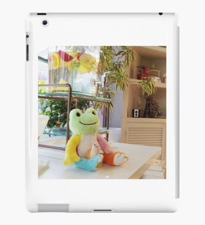 Colourful pickles  iPad Case/Skin