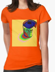 The Soul of Photography Womens Fitted T-Shirt