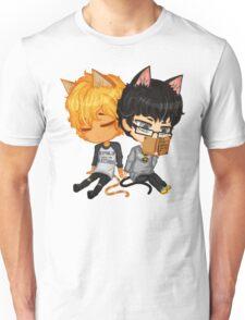 Kitty Chibi Unisex T-Shirt