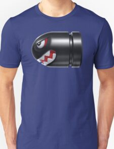 Bullet Bill angry Unisex T-Shirt
