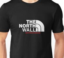 The North Wall Winter Is Coming Got T-shirt Unisex T-Shirt