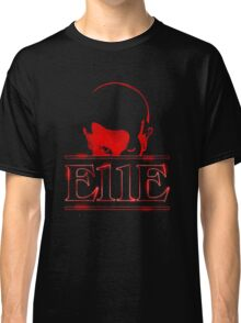 E11E - Stranger Things Classic T-Shirt