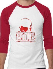 E11E - Stranger Things Men's Baseball ¾ T-Shirt