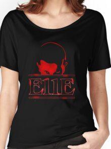 E11E - Stranger Things Women's Relaxed Fit T-Shirt
