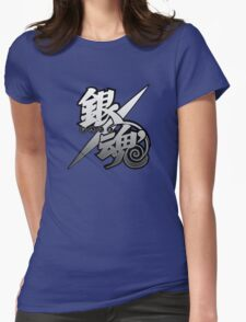 Gintamama Womens Fitted T-Shirt