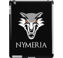Direwolf Nymeria iPad Case/Skin