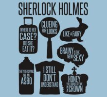 Sherlock Quotes by cucumberpatchx