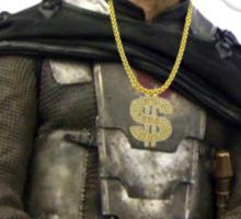 Swaggis Broatheon (Stannis Baratheon) swag game of thrones Sticker