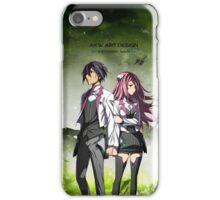 《Murakumo x Gruen Rose》 Asterisk War iPhone Case/Skin