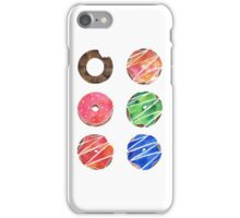 The Donut Collection iPhone Case/Skin