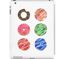 The Donut Collection iPad Case/Skin