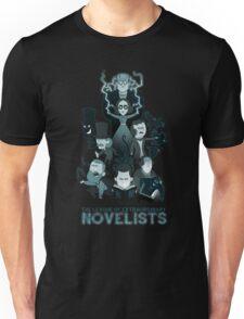 Extraordinary Novelists Unisex T-Shirt