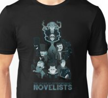 Extraordinary Novelists Unisex T-Shirt