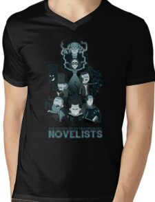 Extraordinary Novelists Mens V-Neck T-Shirt