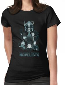 Extraordinary Novelists Womens Fitted T-Shirt