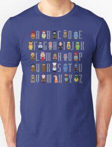 Muppet Alphabet Unisex T-Shirt