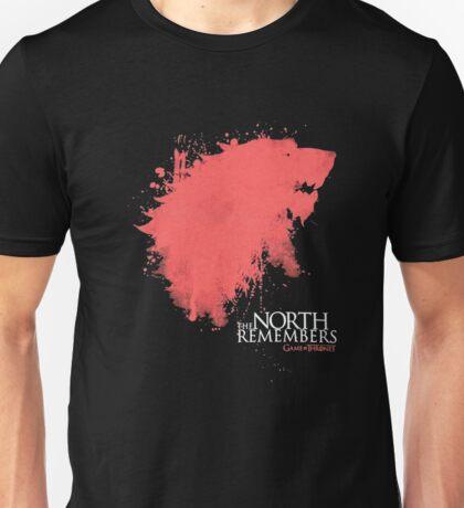 THRONES SHIRT, THE-NORTH-REMEMBERS T-SHIRT 2016 Unisex T-Shirt