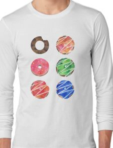 The Donut Collection Long Sleeve T-Shirt