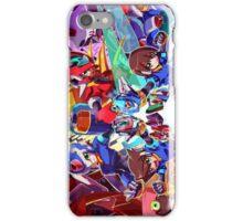 Rockman Zero X iPhone Case/Skin