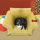 A Gift Awaits The Sleeper by jameshardy