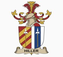 Hiller Coat of Arms (Austrian) by coatsofarms
