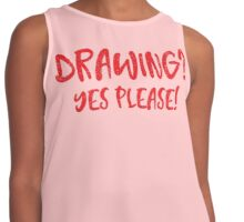 DRAWING? yes Please! Contrast Tank
