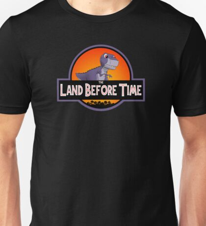 The Land Before Time - Jurassic Park Unisex T-Shirt