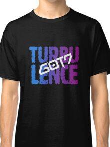 turbulence got7 Classic T-Shirt